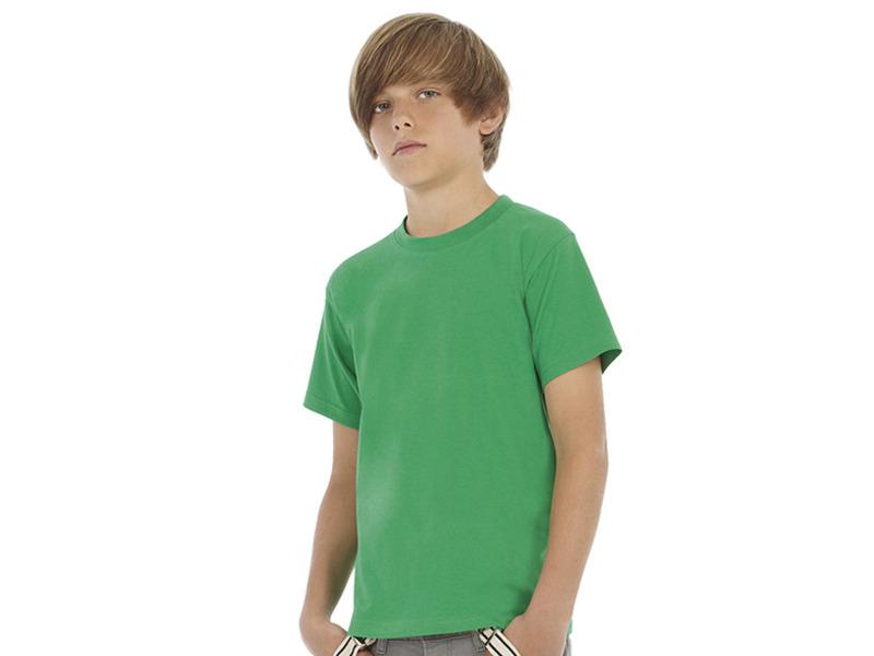 Tee-shirt ENFANT B&C 145 gr Couleur