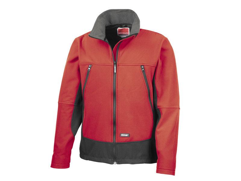 soft shell activity jacket homme