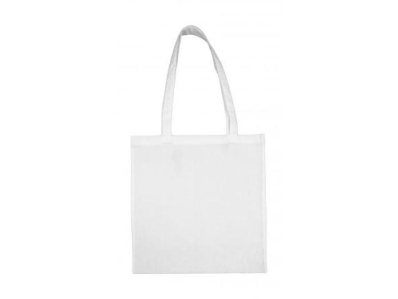 sac shopping blanc