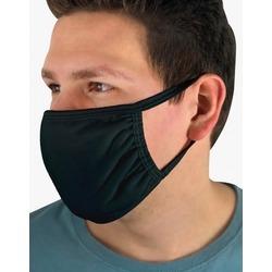 masque en tissus réutilisable